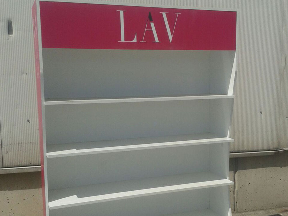 LAV STAND - 10